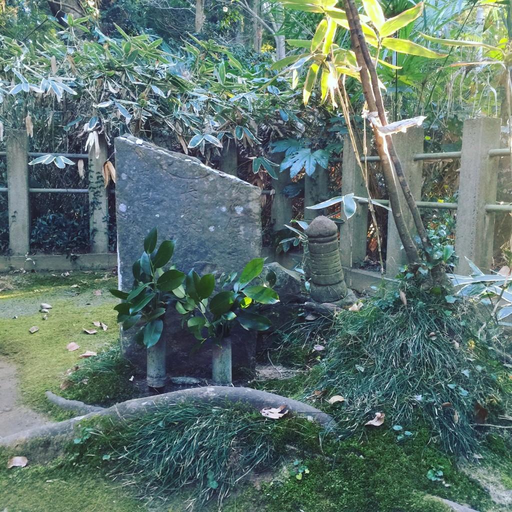 香取神道流流祖の墓